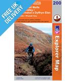 Explorer200 Llandrindod Wells Map Book