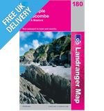 Landranger 180 Barnstaple and Ilfracombe Map Book