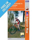 Explorer 229 Thetford Forest Map Book