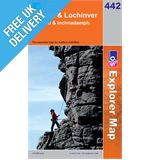 Explorer 442 Assynt and Lochniver Map Book