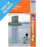 Explorer 383 Morvern and Lochaline Map Book