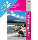Landranger 10 Strathnaver Bettyhill Map Book