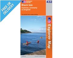 Explorer 432 Black Isle Map Book