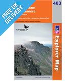 Explorer 403 Cairn Gorm and Aviemore Map Book