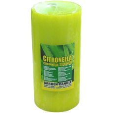 Citronella Pillar Candle