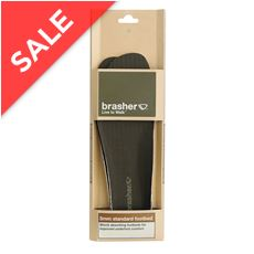 5mm Brasher Footbed