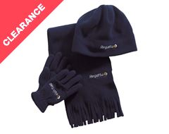 Children's Brooklyn Hat, Scarf and Gloves Set