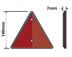 Trailer Triangle (2 Pack)