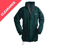 Long Cornice Men's Waterproof Jacket