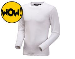 Men's Thermal Baselayer Long Sleeved Top