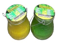 Citronella Hanging Candle