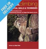 &#39;Rock Climbing: Essential Skills &amp; Techniques&#39; Guidebook