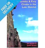 &#39;Scrambles and Easy Climbs in The Lake District&#39; Guidebook