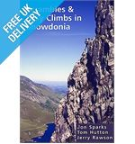 &#39;Scrambles and Easy Climbs in Snowdonia&#39; Guidebook