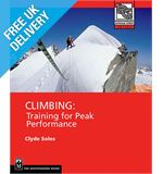 &#39;Climbing: Training For Peak Performance&#39; Guidebook