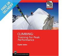 'Climbing: Training For Peak Performance' Guidebook