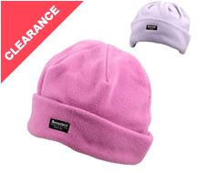 Womens Fleece Thinsulate Hat