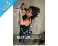 'Peak District Climbing' Guidebook