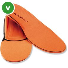 Trim-to-Fit Premium Insoles, ORANGE