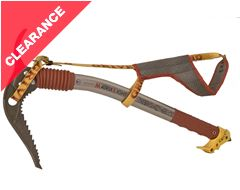 Matrix Light Ice Axe with Adze