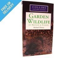 Nature Guide: Garden Wildlife of Britain & Europe