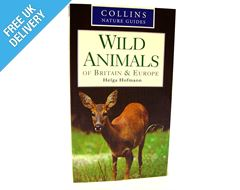Nature Guide: Wild Animals of Britain & Europe
