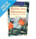Nature Guide: Rocks and Minerals of Britain &amp; Europe
