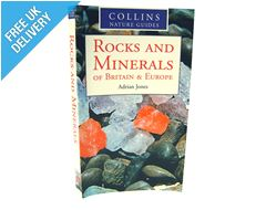 Nature Guide: Rocks and Minerals of Britain & Europe