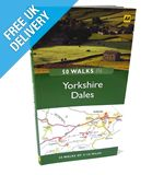 '50 Walks in The Yorkshire Dales' Guide Book