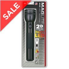 2-Cell D LED Torch