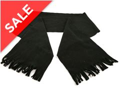 Mens Polar Fleece Scarf