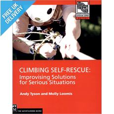 'Climbing Self Rescue: Improvising Solutions for Serious Situations' Guidebook