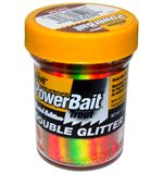 Powerbait Double Glitter Twist (Yellow)