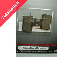 Shimano Deore Mechanical QHD1 Disc Brake Pads