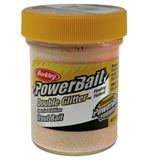 Powerbait Double Glitter Twist (Grey)