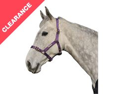 Adjustable Riding Headcollar