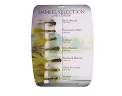 No.7 Damsel Fly Selection
