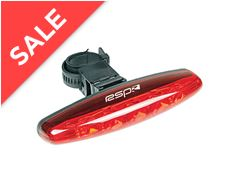 5 LED Night Beam Wide Flare Rear Light