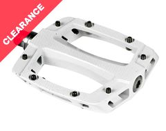Kustom Sealed MTB Pedals - White