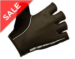 Men's Pulse Summer Cycling Trackmitts (Black)