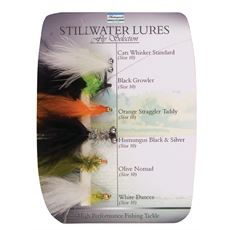 No.8 Stillwater Lure Fly Selection