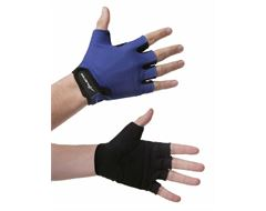 Men's Pulse Summer Cycling Trackmitts (Blue)