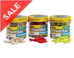 Powerbait Power Honey Worms (Yellow)