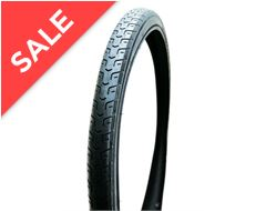 City Tyre- 26 x 1.90 - Black