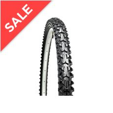 Ryder Tyre- 20 x 1.95 Black/Red