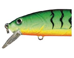 Eco Mini Fat Plugbait 7cm 12.5g Firetiger