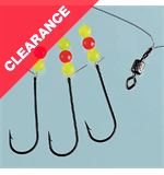 3 Down Flatfish Multispecies rig, size 2