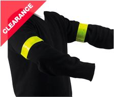 Hi-Vis Arm/Ankle Reflective Strap