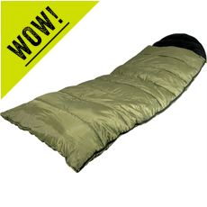 Force 8 3-Season Sleeping Bag