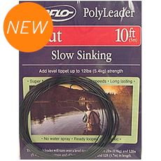 Trout Polyleader Slow Sinking (8ft)
